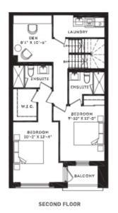 The Vanderhoof Floorplan 2