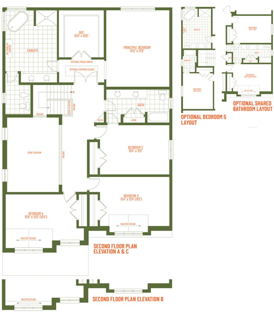 The Castle Floorplan 2