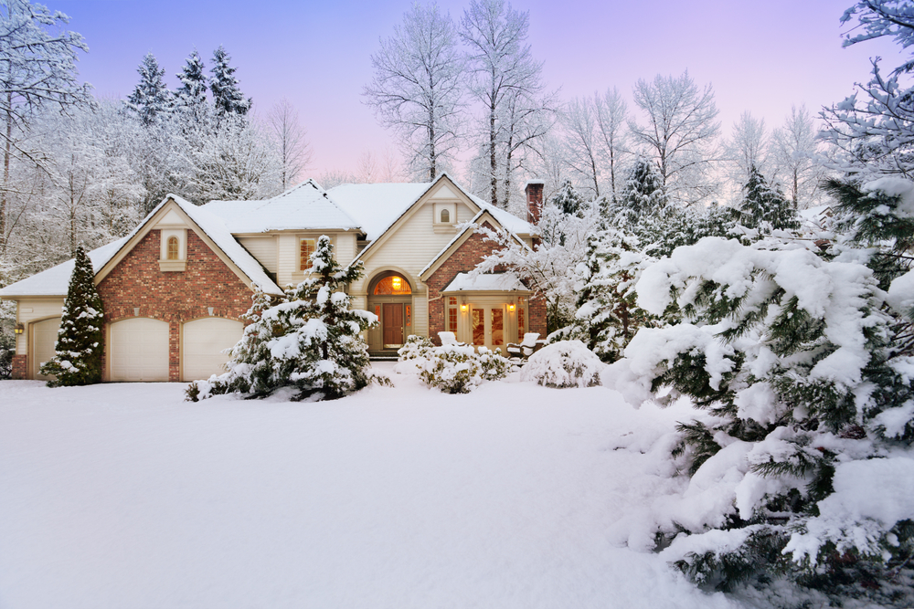 It's time to get your home ready for winter Image