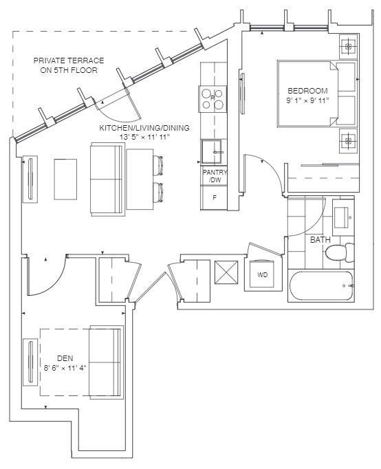 Cardinal Floorplan 1