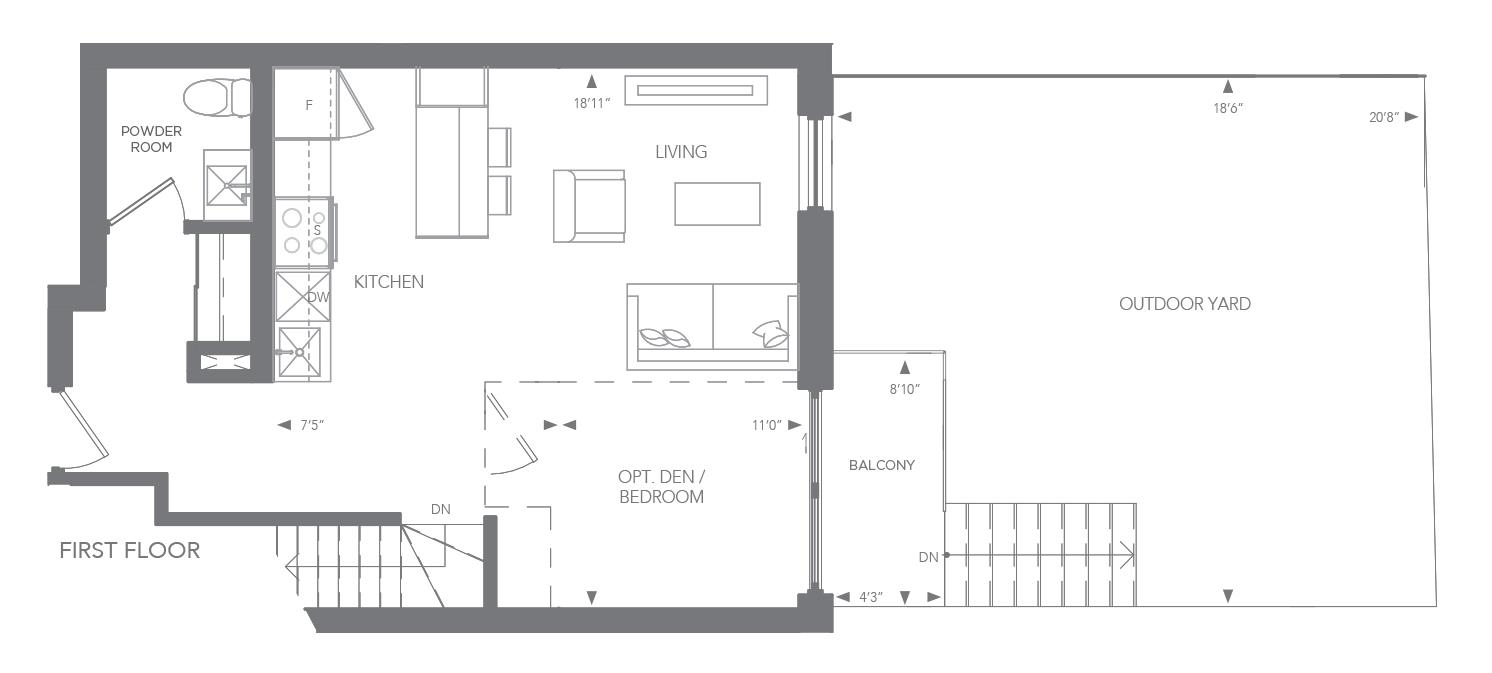 No. 41 Floorplan 1