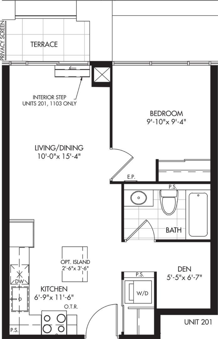 1D-A3 Floorplan 1