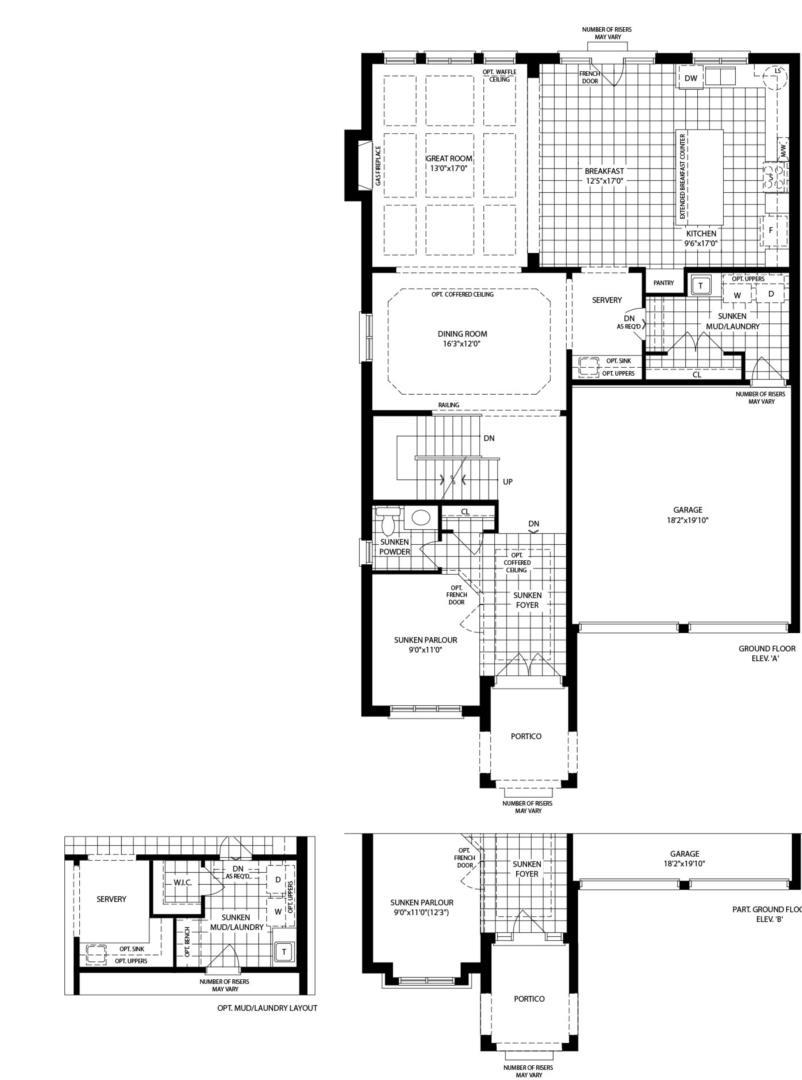 Medici (A) Floorplan 1