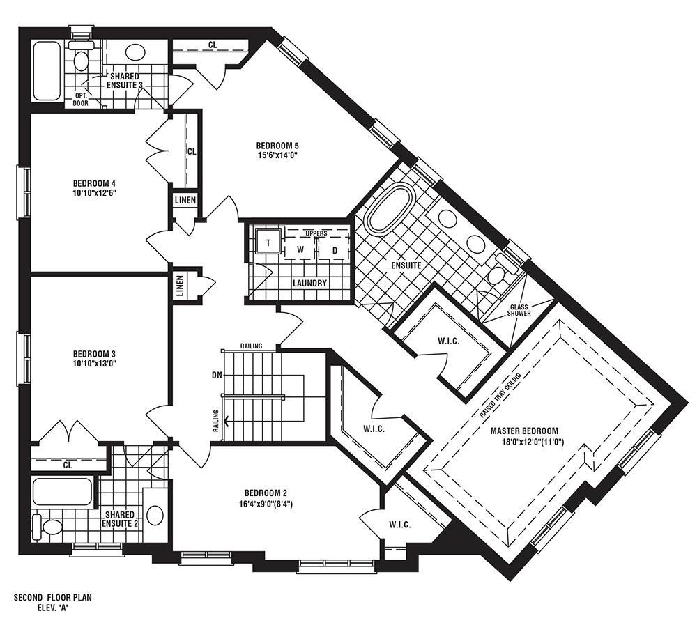 Bateman A Floorplan 2
