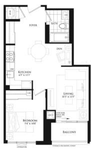 Chopin Floorplan 1