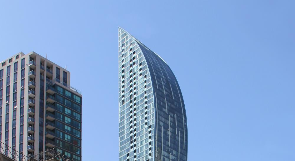 The L Tower wins an Emporis Skyscraper Award! Image