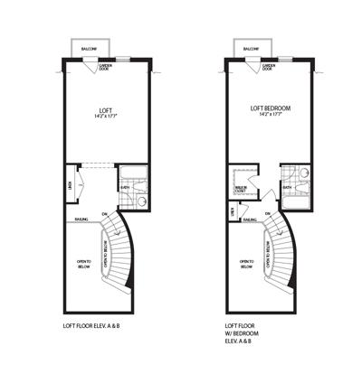 The Pearl Floorplan 3