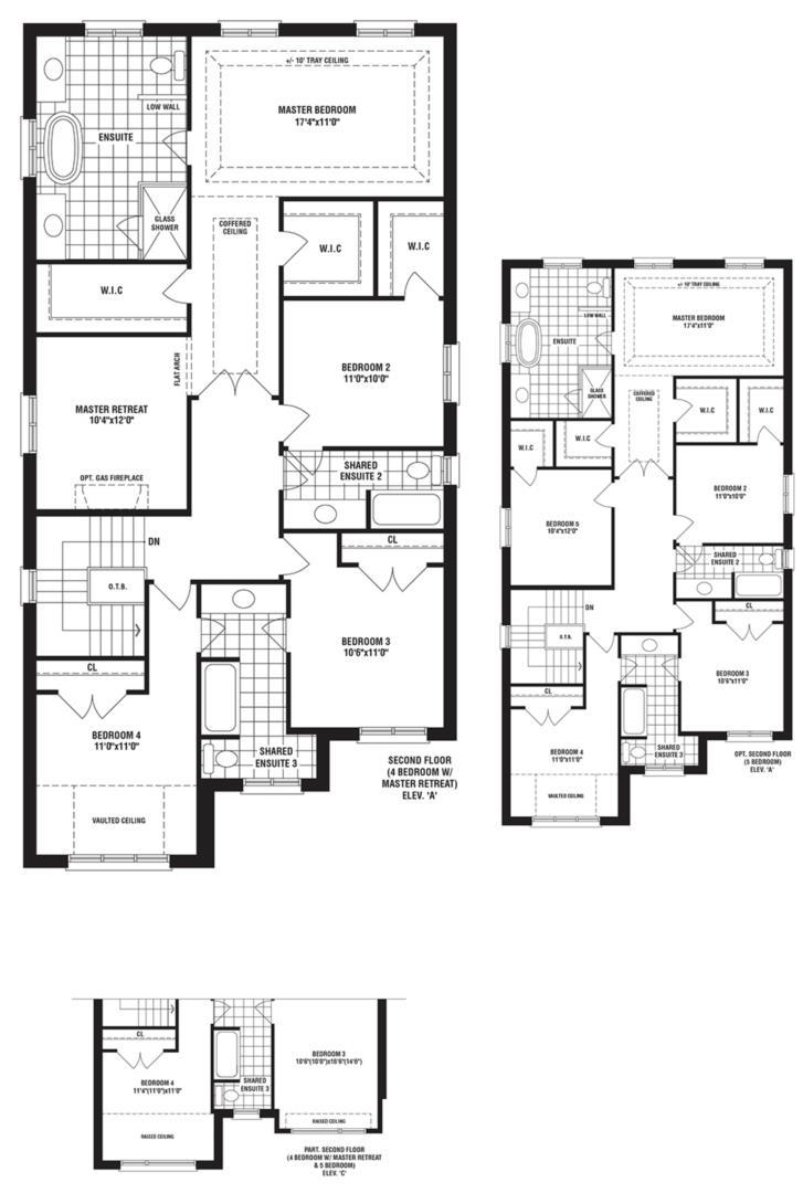 Fitzgerald C Floorplan 2