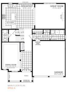Berkley Floorplan 1