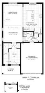The Oxford IV B Floorplan 1