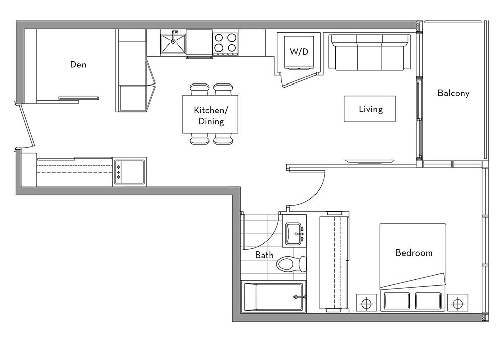 The 360 Collection - 012 Floorplan 1