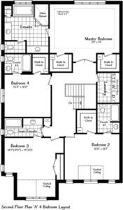 The Providence 18 Floorplan 2