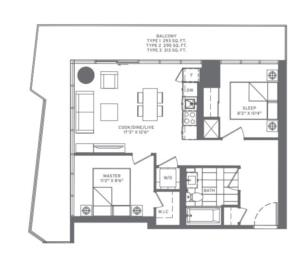 2-LL Floorplan 1