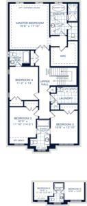 The Hampton B Floorplan 2