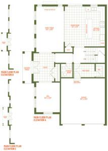 The Royal County Floorplan 1