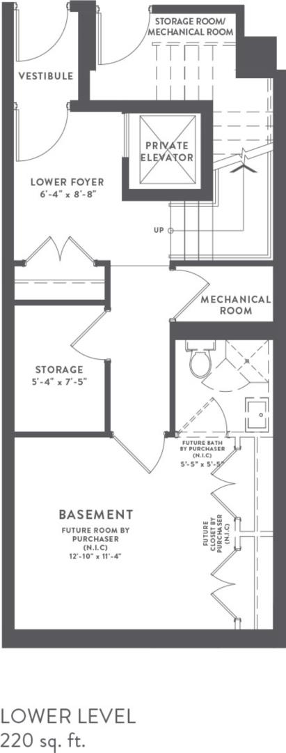 61 Foxbar Road Floorplan 1