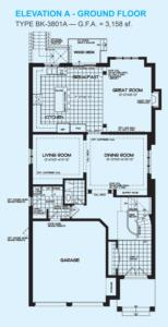 Bellflower B Floorplan 2