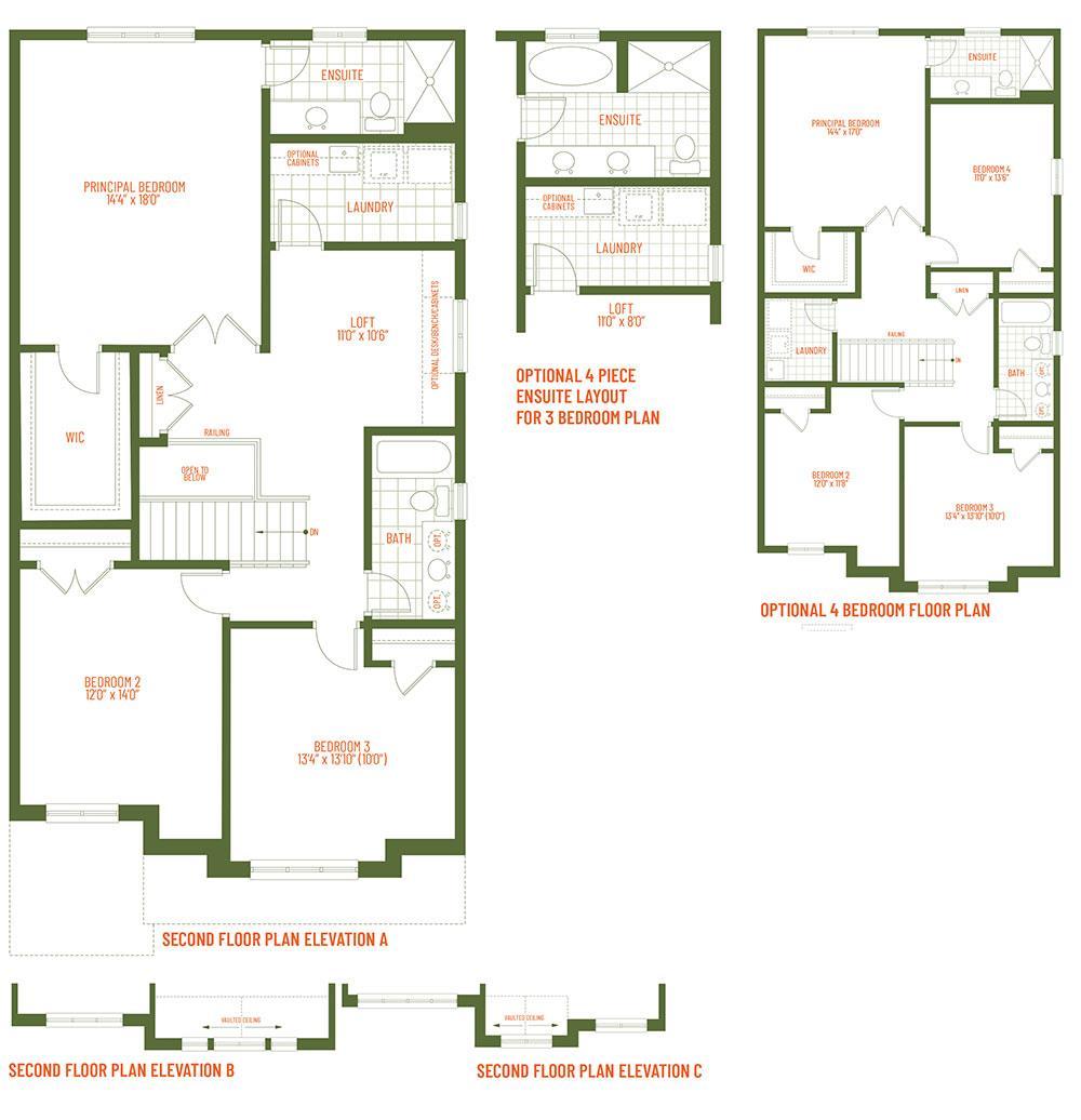 The Augusta Floorplan 2
