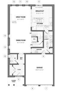 The Able A Floorplan 1