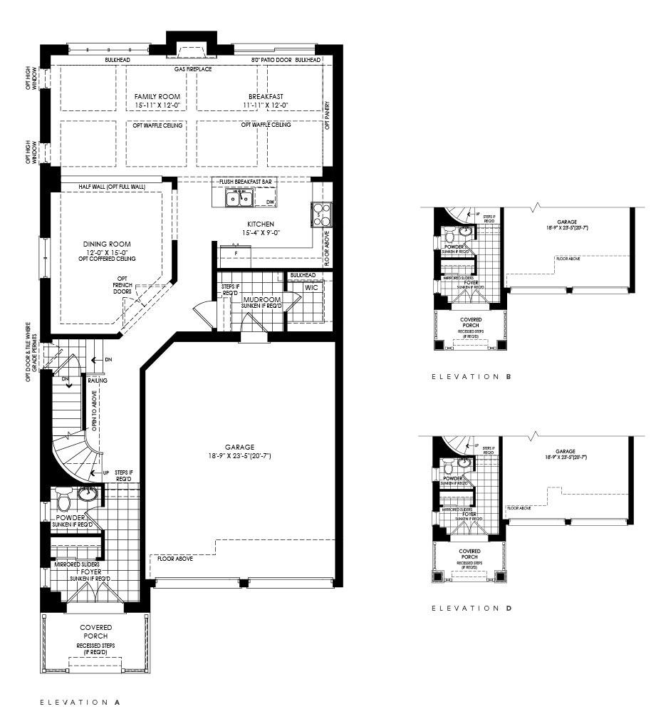 Kendalwood Floorplan 1