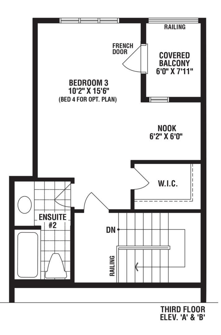 Magenta Floorplan 3