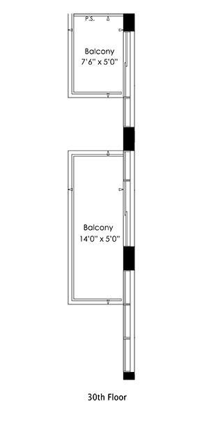 2F+D Floorplan 2