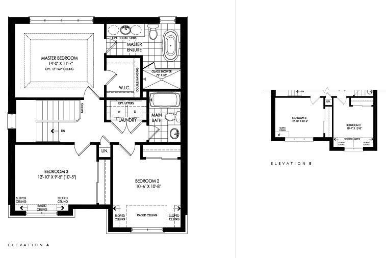 Clevedon Floorplan 2