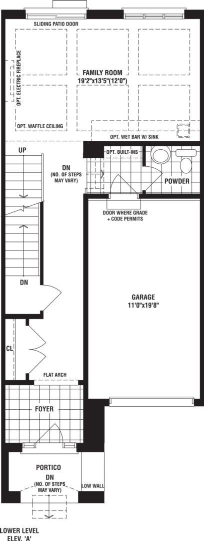 Marigold Floorplan 1