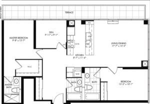 F Floorplan 1