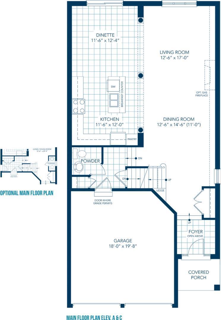45 Fletcher Road Floorplan 1