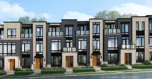 Register now for Abbey Lane Towns in Markham by Poetry Living Image