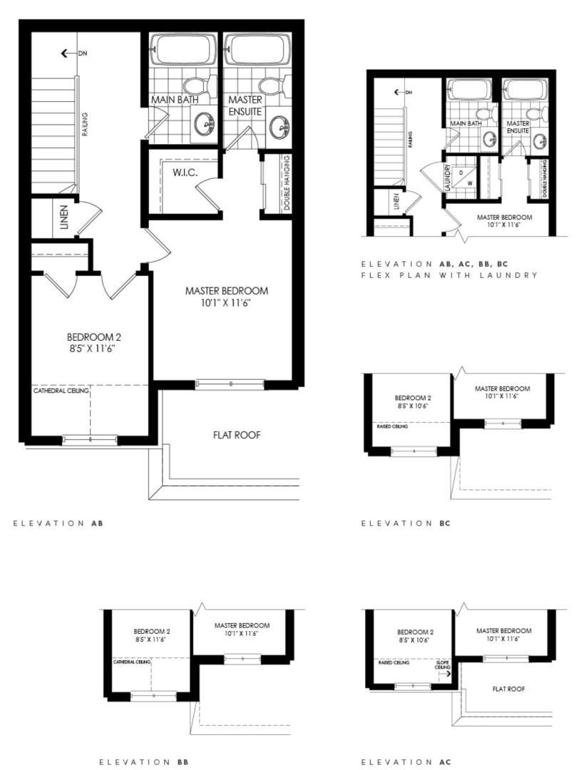 Clarence Floorplan 3