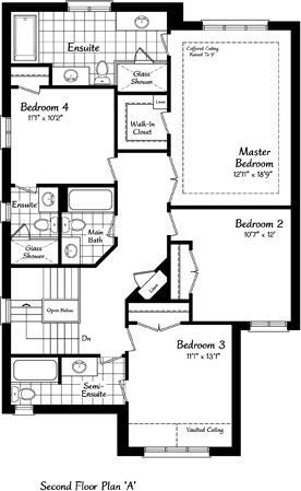 The Windermere 24 Floorplan 2