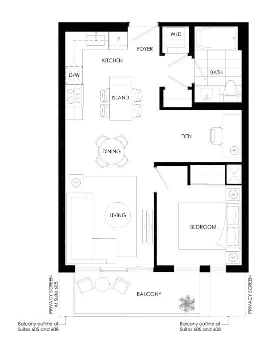 Ortega 580C Floorplan 1