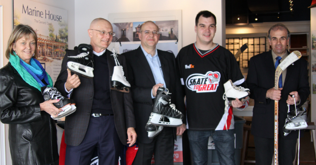 Summerhill Homes Supports Youth in Orillia with Huge Donation Image