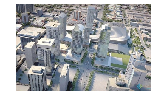Edmonton Plan Turns Heads Image