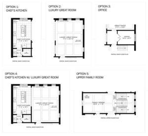 The Vega A Floorplan 4