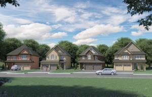 Home ownership is a Breeze at Midhaven homes new community in North Oshawa. Image