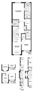 Turquoise Corner Unit Floorplan 2
