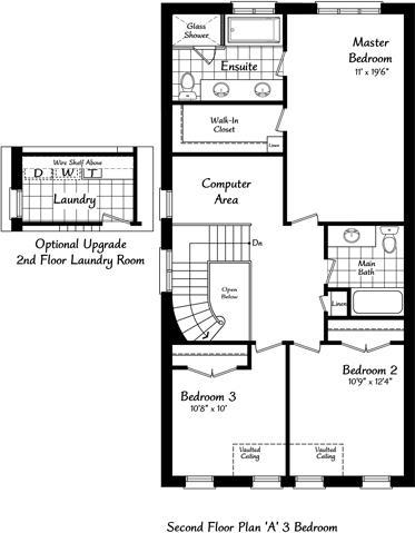 The Springhill 10 Floorplan 2