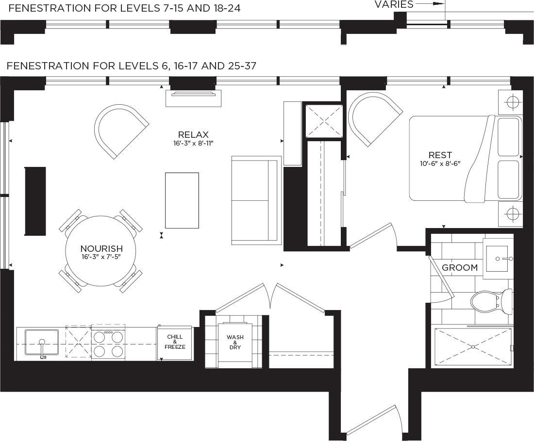 Knight Floorplan 1