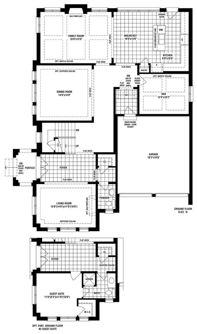 Dahlia Floorplan 1