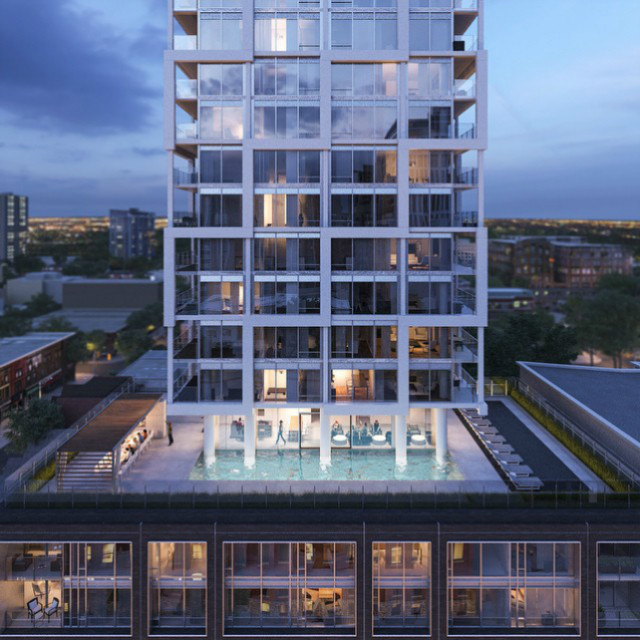 East Fifty Five by Fortress Developments