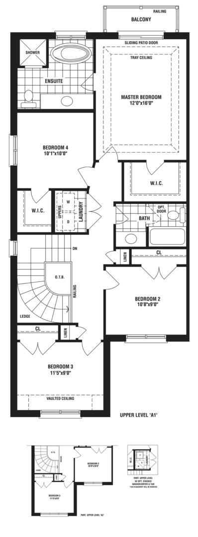 Carnation Floorplan 3