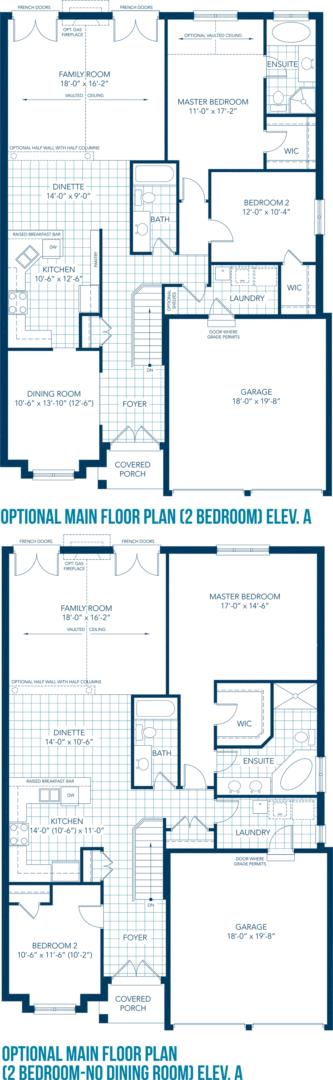 Cambridge Floorplan 2