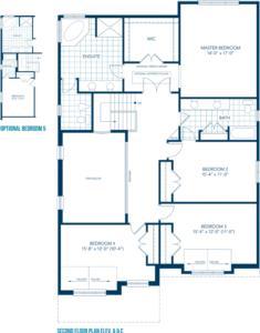 Florentine II Floorplan 3