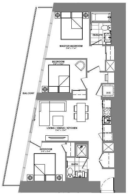 3-A Floorplan 1