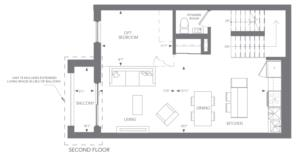No. 13 Floorplan 2