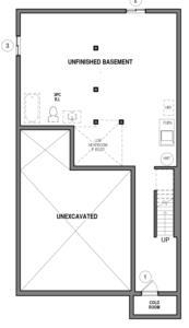 The Rockwell 34 IV A Floorplan 3