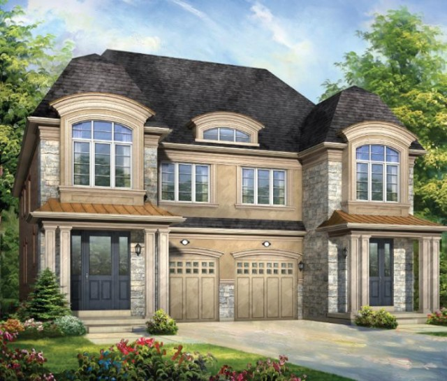 Anchor Woods in East Gwillimbury by Rosehaven Homes